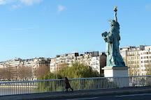 Statue of Liberty, Paris, France