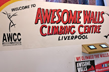 Awesome Walls Climbing Centre, Liverpool, Liverpool, United Kingdom