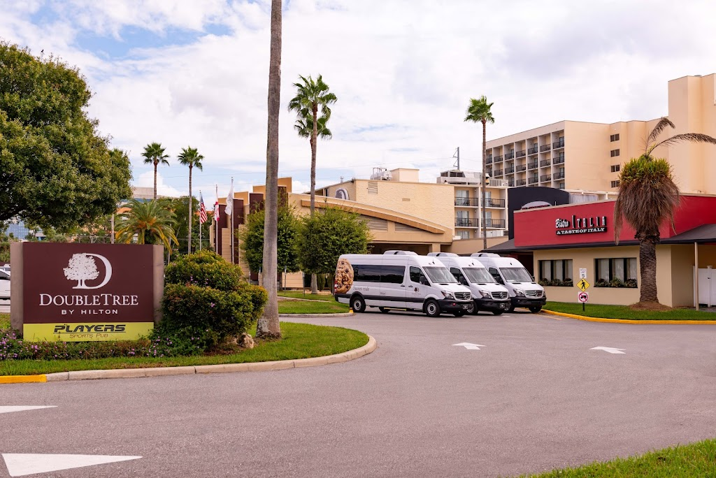 DoubleTree Hotel Westshore Tampa Airport