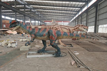 Field Station Dinosaurs, Derby, United States