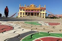 Namdroling Monastery, Kushalnagar, India