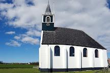 De Zeemanskerk van Oudeschild Texel uit 1650, Oudeschild, The Netherlands