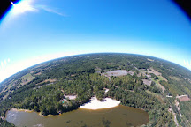 Lacs du Moulin Blanc, Saint-Christoly-De-Blaye, France