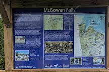 McGowan Falls, Durham, Canada