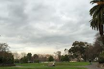 Queen Victoria Gardens, Bendigo, Australia
