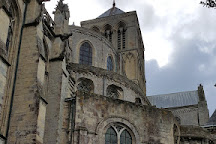 Trinity Abbey (Abbey de la Trinite), Fecamp, France