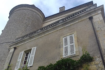 Chateau de Montreal, Montreal, France