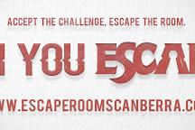 Escape Rooms Canberra, Canberra, Australia