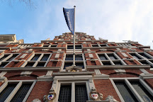 Embassy of the Free Mind - Huis Met de Hoofden, Amsterdam, The Netherlands