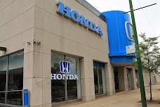 Grossinger Honda chicago USA