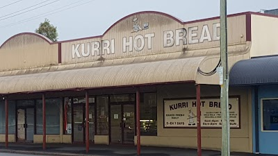 Kurri Hot Bread
