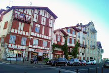 Quai Maurice Ravel, Ciboure, France