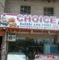 Choice Sweets & Bakers jacobabad