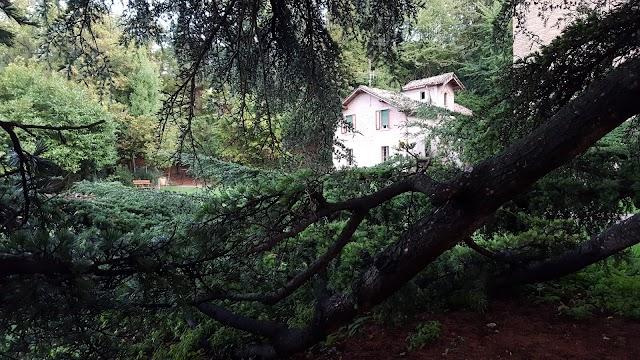 House of the Guardian Villa Chigi