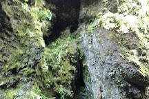 Nauthusagil Waterfall, Hvolsvollur, Iceland