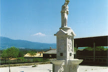 Santuario San Campio de Lonxe, Tomino, Spain