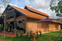 Thai Thani arts and cultural village, Sattahip, Thailand