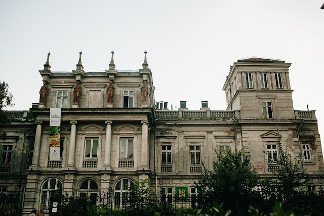 Palatul Societății
