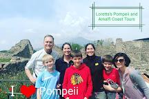 Loretta's Pompeii and Amalfi Coast Tours, Pompeii, Italy