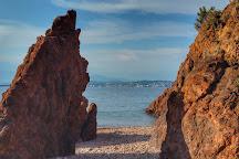 La Pointe de l'Aiguille, Theoule sur Mer, France