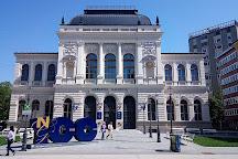 SNG Opera in Balet Ljubljana, Ljubljana, Slovenia