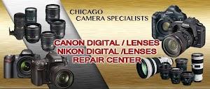 Chicago Camera Repair Specialist