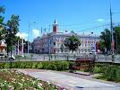 Историко-мемориальный центр-музей И.А. Гончарова, улица Гончарова на фото Ульяновска