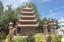 Phuoc Lam Pagoda, Hoi An, Vietnam