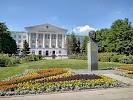 ДГТУ, улица Текучева на фото Ростова-на-Дону