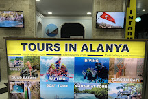 Tours in Alanya, Alanya, Turkey