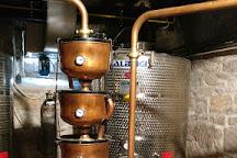Aura Distillery, Buzet, Croatia