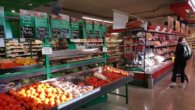 Auchan Supermarché Grenoble Stalingrad