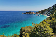 Gedaki Beach, Ithaca, Greece
