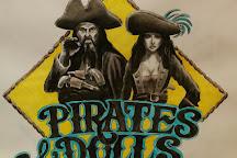 Pirates and Dolls, Corralejo, Spain