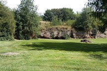 Mines d'Argent des Rois Francs, Melle, France