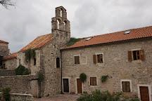 Santa Maria in Punta Church, Budva, Montenegro