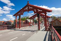 Old Town Bridge, Trondheim, Norway