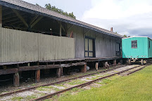 The 1885 Russell Street Train Depot, Brooksville, United States
