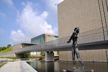 Nagasaki Prefectural Art Museum, Nagasaki, Japan