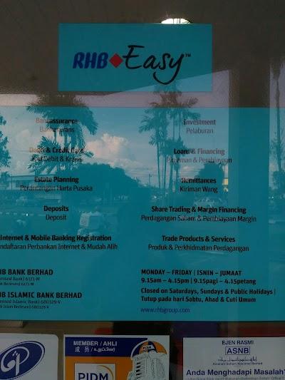 Rhb Bank Lundu
