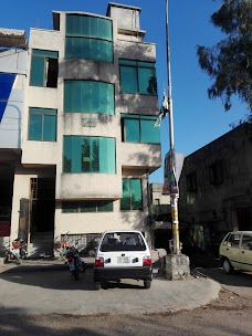 Cyber hostel islamabad