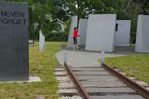 New Hampshire Holocaust Memorial, Nashua, United States
