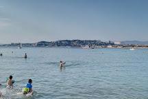 Plage de la Pointe Rouge, Marseille, France