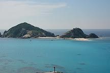Aharen Beach, Tokashiki-son, Japan