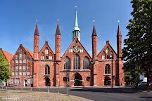 Heiligen-Geist-Hospital, Lubeck, Germany