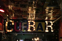 Cue Bar, Amsterdam, The Netherlands