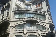 Palazzo Mannajuolo, Naples, Italy