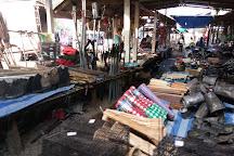 Sanpatong buffalo market, San Pa Tong, Thailand