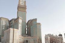 Abraj Al-Bait Towers, Mecca, Saudi Arabia
