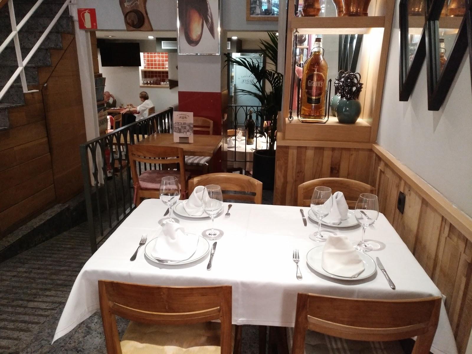 A Taberna de Vigo